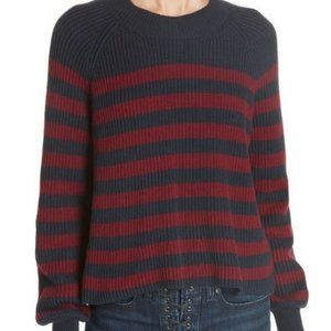 NWT Veronica Beard Boyd Sweater Size L